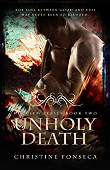 UnHoly Death (Requiem Series Book 2) by [Fonseca, Christine]