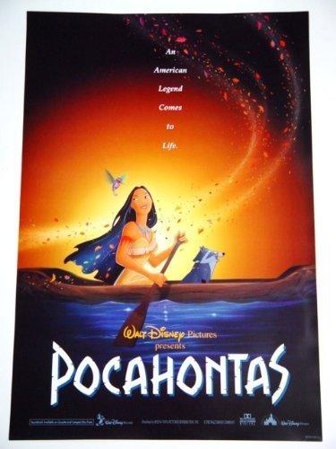 Disney's Pocahontas Poster