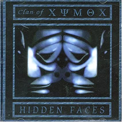 amazon hidden faces clan of xymox 輸入盤 音楽