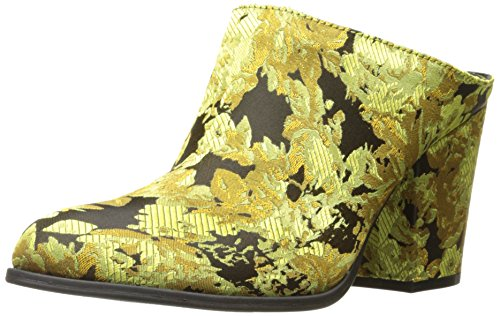 Women's Bootie Shootie REACTION Ankle Orchre Dance with Cole Western Tap Heel Kenneth Slip Satin YHnExw7