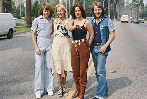 Home Comforts Laminated Poster Abba (1) 24x36 Poster, used for sale  Delivered anywhere in USA