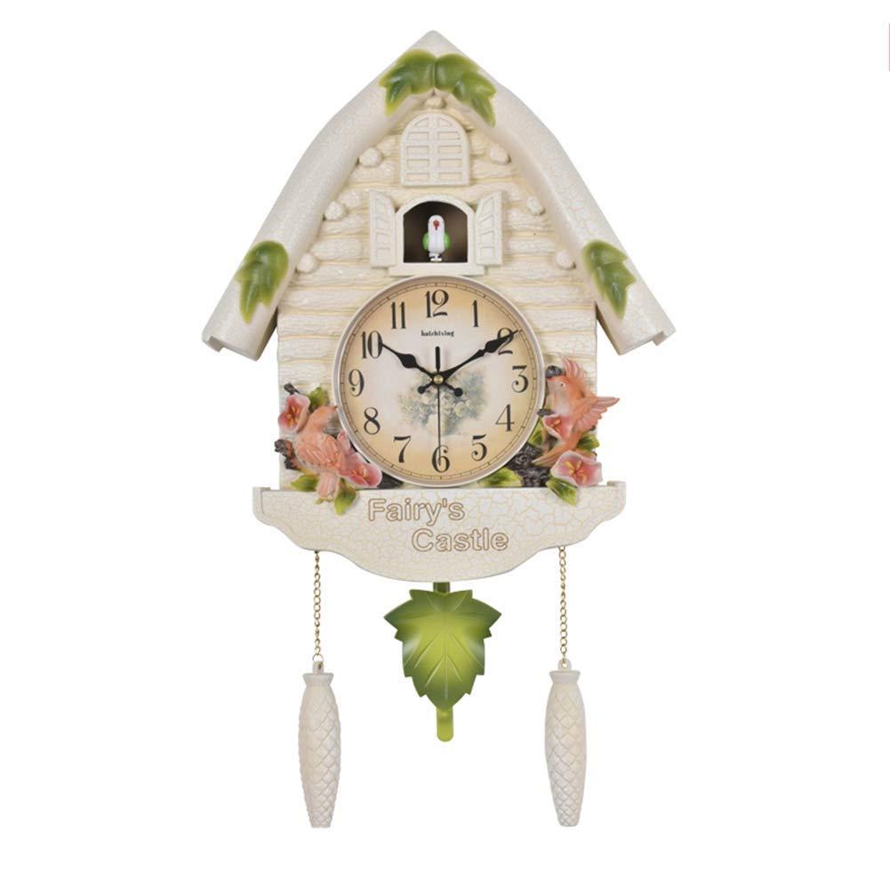 Three Secondz Cuckoo Wall Clock Living Bird Alarm Clock Bell Home 60 Cm X 15 Cm X 36 Cm Fixed Door Does Not Open Or Buy Online In Bulgaria At Bulgaria Desertcart Com Productid 94841653