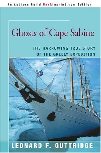 Book cover for Ghosts of Cape Sabine