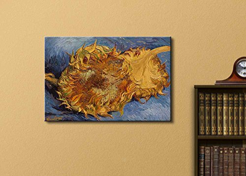 The Sunflowers by Vincent Van Gogh Oil Painting Reproduction