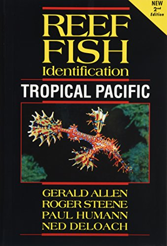 Reef Fish Identification Tropical Pacific 2nd Edition (Best Diving In Fiji)