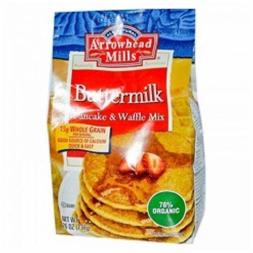 Arrowhead Mills Buttermilk Pancake & Waffle Mix, 26 ()