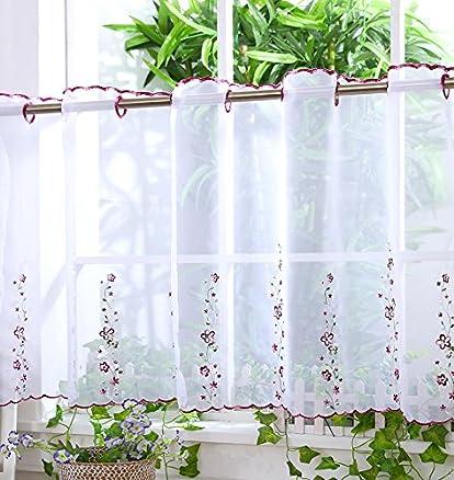 Tendine da bagno e da cucina a rete, D5, Isabella, 45,7 cm, tende ...