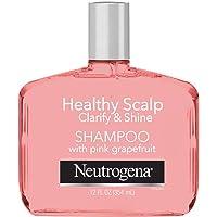 Neutrogena Shampoo & Conditioner, Color Safe, Clarify & Shine Sham- Condi with Pink GrapeFruit, 12 Ounce