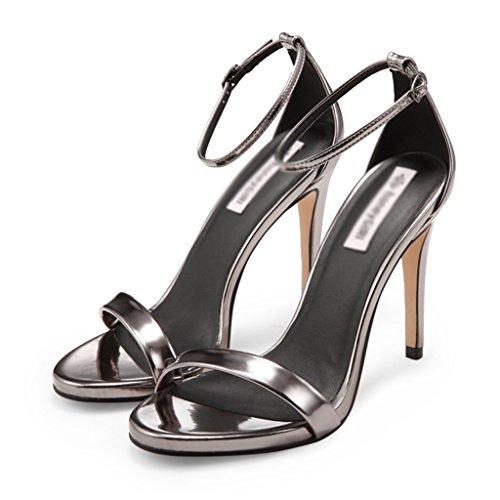 Banda Primavera Zapatos De Una Sandalias De Verano ZCJB Tac Palabra Y De De vEn6I088q