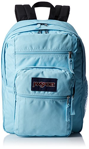 JanSport Unisex Big Student Blue Topaz Backpack