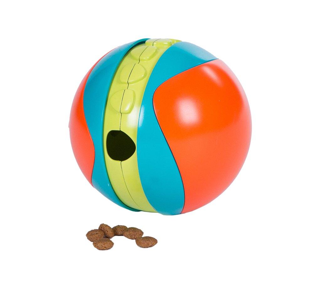 Outward Hound Kyjen 41017 Treat Chaser Dog Toy, Large, Multicolor