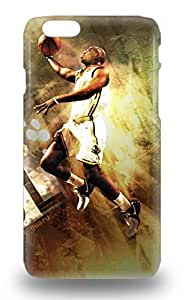 NBA Los Angeles Clippers Chris Paul #3 Phone Case For Iphone 6 3D PC Soft Case