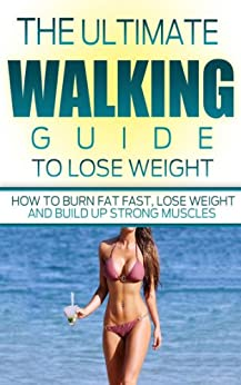 how to lose fat by walking