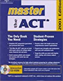 Master the ACT 2001, IDG Books Staff, 0764560808