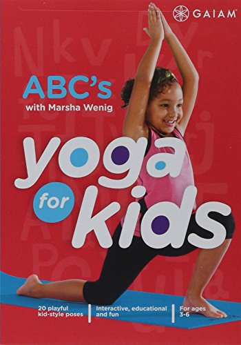 Yoga Kids, Vol. 2: ABC's for Ages 3-6 ()