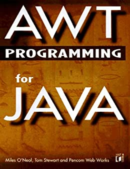 Awt Programming for Java