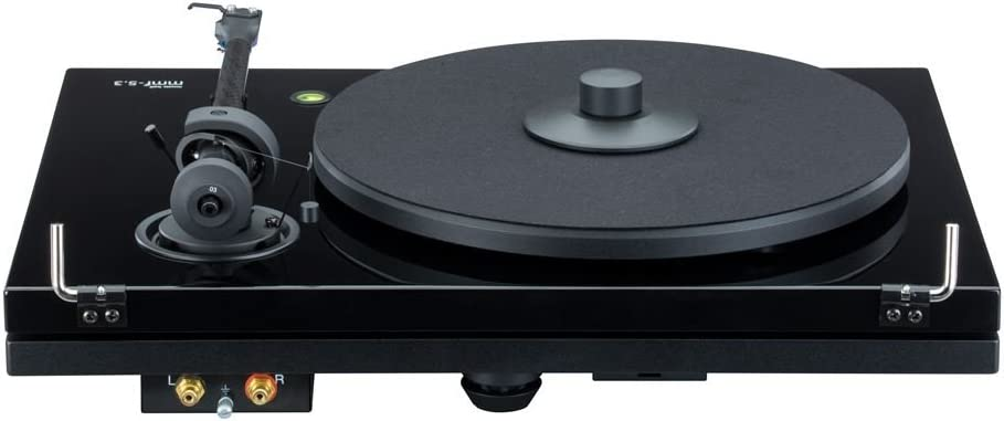Music Hall MMF 5.3 Tocadiscos negro Incluye Ortofon 2 M Blue mm ...