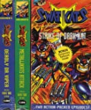 Swat Kats - The Radical Squadron (3 Pack) Deadly Dr. Viper /Metallikats Attack / Strike Of Dark Kat