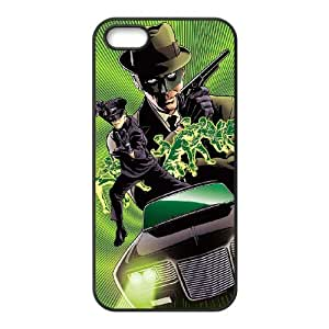 ANCASE Custom Color Printing The Green Hornet Phone Case For iPhone 5,5S [Pattern-2]