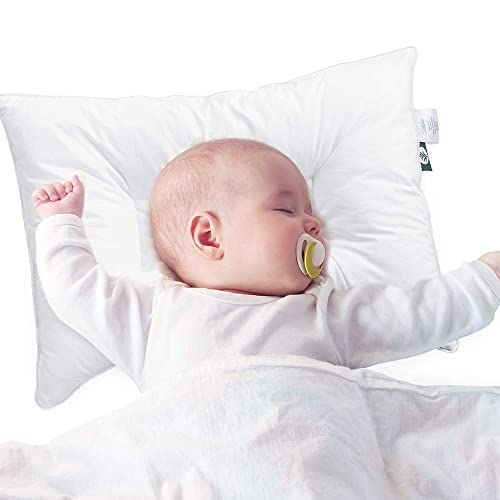 Sable Baby Toddler Pillow for Sleeping with Premium Fiber