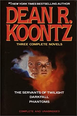book cover of The Servants of Twilight