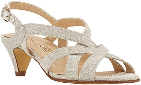 Rose Petals Womens Lassie Dress Sandal