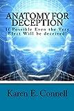 Anatomy for Deception, Karen Connell, 147820706X