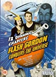 Flash Gordon - Conquers The Universe [DVD]
