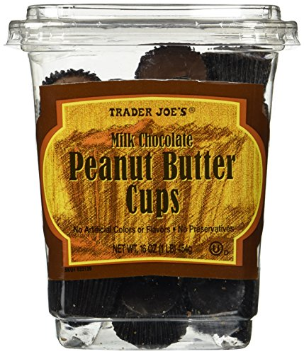Trader Joes Chocolate Peanut Butter