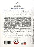 Image de Dictionnaire du corps (French Edition)