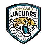 NFL Jacksonville Jaguars Reflector Decal