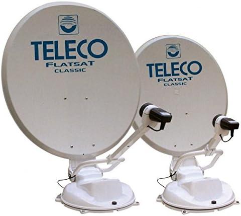 Teleco – Flat Sat Classic Easy 65: Amazon.es: Coche y moto