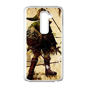 The Legend of Zelda LG G2 Cell Phone Case White O2446243