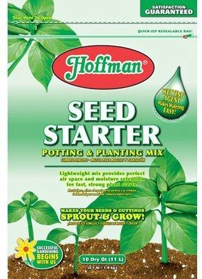 - Hoffman 30103 Seed Starter Soil, 10 Quarts by Hoffman