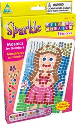 Sticky Mosaics Sparkle Princess [Toy]