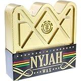 Element Nyjah Crown Skate Skateboard Wax Gold