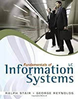 Fundamentals of Information Systems, 6th Edition Front Cover