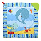 Bright Starts Cuddle and Soothe Teether Blanket, Baby & Kids Zone