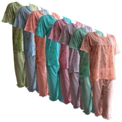 Lavazio - Pijama - para mujer Vert - lindGreen