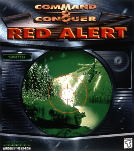 Command & Conquer: Red Alert - PC (Command And Conquer Generals Zero Hour Strategy)