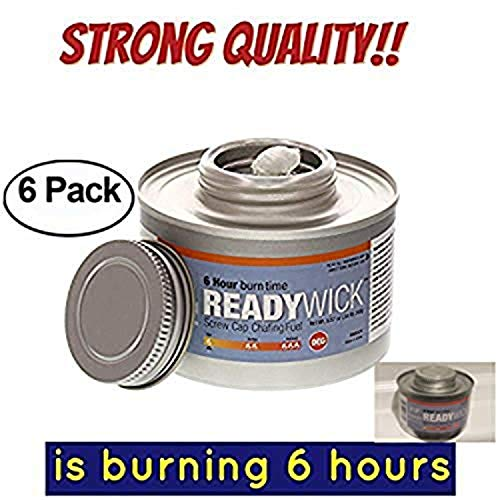 - chafing fuel 6 hour,Chafing Gel Dish Fuel 6 Cans, Entertainment Cooking Fuel gel fuel cans, 6 hours cooking fuel cans, cooking fuel gel (6, 6 Hour)