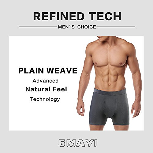 5Mayi-Boxer-Briefs-Cotton-Mens-Underwear-Men-Pack-With-Open-Fly-For-Men-and-Boys-S-XXL