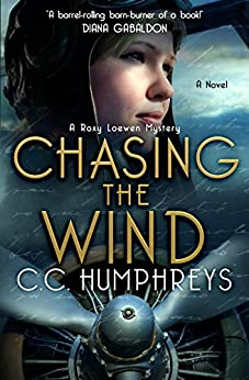 Chasing the Wind: A Roxy Loewen Mystery by [Humphreys, C. C.]
