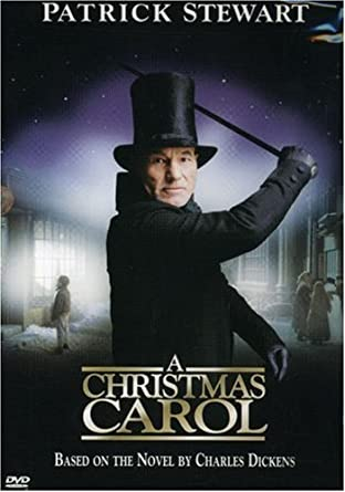 Amazon.com: A Christmas Carol: Patrick Stewart, Joel Grey, Richard ...