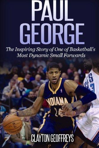 Paul George Inspiring Basketballs Basketball product image