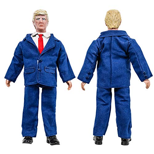 US Presidents 8 Inch Action Figures Series: Donald Trump [Blue Suit]