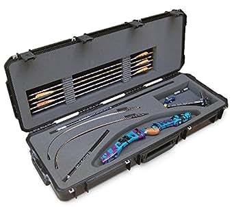SKB - Arco recurvo paralelo con maletín, color negro