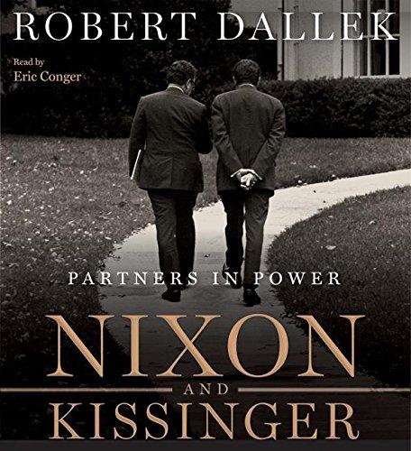 Nixon and Kissinger CD: Partners in Power
