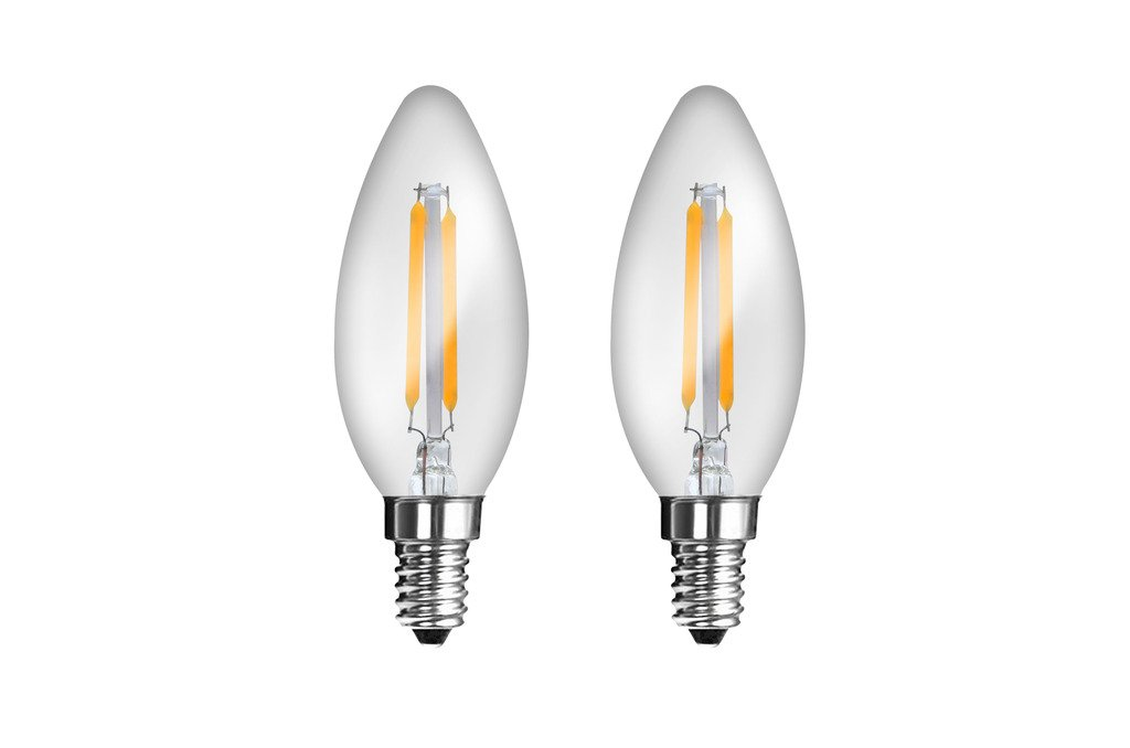 Imperial JP02 2W E14 LED Filament Bulb (Yello..