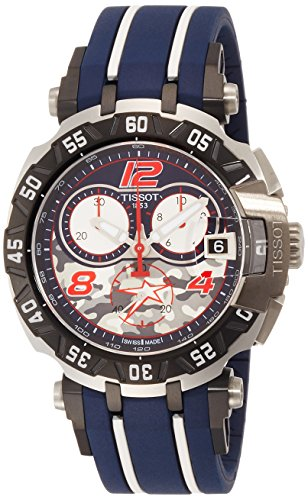 Tissot T0924172705703 T-Race Quartz Nicky Hayden Limited Edition 2016